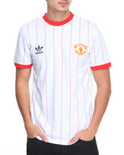 Adidas - MANCHESTER UNITED PINSTRIPE JERSEY