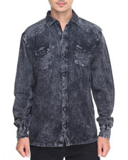 Shirts - Sam Knit Buttondown