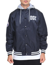Men - Double Play Hooded Jacket