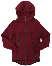 Hoodies - FULL ZIP TECH HOODY (8-20)