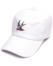 Buyers Picks - White Bird Strapback Dad Cap