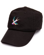 Buyers Picks - Black Bird Strapback Dad Cap