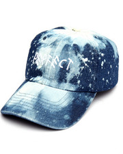 Buyers Picks - Perfect Bleached Denim Strapback Dad Cap