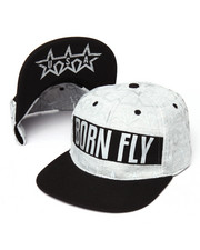 Men - Shine Snapback Cap