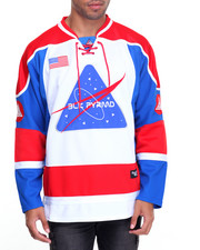 Men - Moon Walk Hockey - Style Jersey