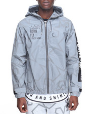 Men - Glass 3M Jacket
