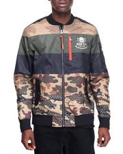 Outerwear - Barrack Camo Jacket