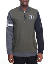 Men - Maverick Fleece Henley