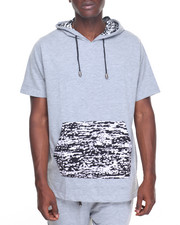 Men - S/S Composition Sweatshirt