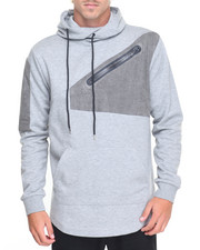 Men - Reversed Terry Tech Hoodie