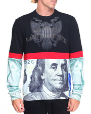 Hudson NYC - Eagle Crewneck Sweatshirt