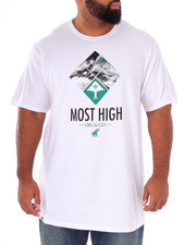 T-Shirts - Most High T-Shirt (B&T)