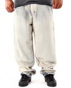 Flap Pocket Mercerized Denim Jeans (B&T)