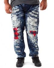 Men - Robertson Ripped Denim Jeans (B&T)