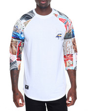 LRG - Last Destination 3/4 Raglan