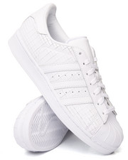 Sneakers - Superstar Scored Leather Lo