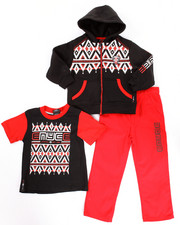 Enyce - 3 PC HOODY & JEANS SET (4-7)