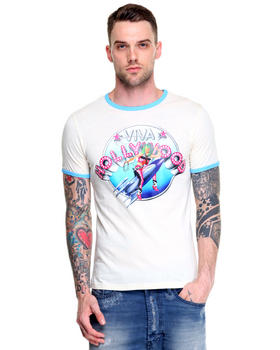 Shirts - Pinup Hollywood Girl Tee