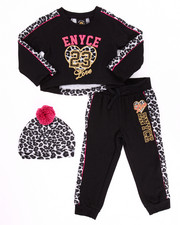 Sets - ANIMAL PRINT JOGGER SET (2T-4T)