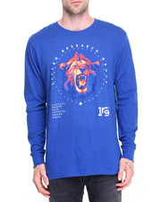 LRG - Night Vision Lion L/S T-Shirt