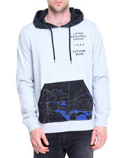 LRG - Elevated Topo Pullover Hoodie