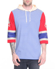 Crooks & Castles - The Player 3/4 Sleeve Pullover