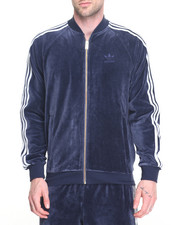 Adidas - VELOUR SUPERSTAR JACKET