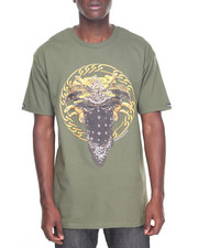 Crooks & Castles - Cultivated Lux Medusa T-Shirt