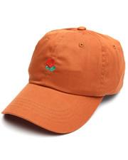 Hats - Rose Strapback Cap