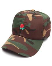 Men - Rose Strapback Cap