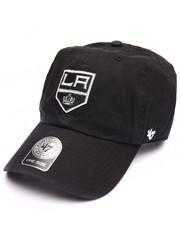Hats - Los Angeles Kings Clean Up 47 Strapback Cap