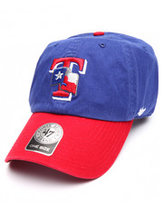 Women - Texas Rangers Clean Up 47 Strapback Cap