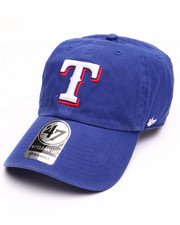Dad Hats - Texas Rangers Clean Up 47 Strapback Cap