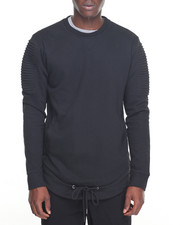 Buyers Picks - Pleated Sweatshirt