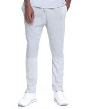 Jeans & Pants - Rib Panel Sweatpants