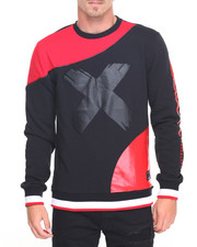 Buyers Picks - Color - Trim Banded Crewneck Sweatshirt