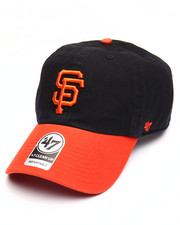 Hats - San Francisco Giants Alternate Clean Up 47 Strapback Cap
