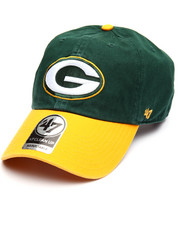 Men - Green Bay Packers Two Tone Clean Up 47 Strapback Cap