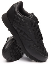 Reebok - CLASSIC LEATHER QUILTED SNEAKERS