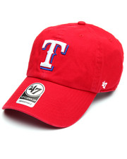 Women - Texas Rangers Alternate Clean Up 47 Strapback Cap