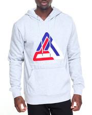 Hoodies - Pyramid 2.0 Logo Pullover Hoodie