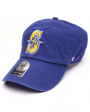 Women - Seattle Mariners Clean Up 47 Strapback Cap