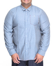 LRG - Solace L/S Button-Down (B&T)