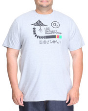LRG - RC Archive Tree T-Shirt (B&T)