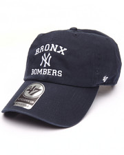 Strapback - New York Yankees Script Clean Up 47 Strapback Cap