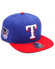 Women - Texas Rangers Sure Shot Two Tone 47 Captain Snapback Cap