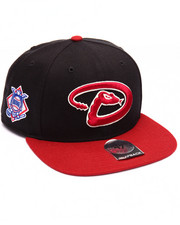 Women - Arizona Diamondbacks Sure Shot Two Tone '47 Captain Snapback Cap