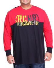 Rocawear - Split Level L/S Crew Jersey