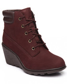 "Amston 6"" Wedge Boots"