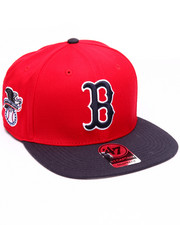 Hats - Boston Red Sox Sure Shot Two Tone 47 Captain Snapback Cap